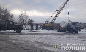 На Днепропетровщине пресекли деятельность незаконного нефтеперерабатывающего завода и пяти АЗС