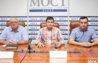 Пресс-конференция Давида Сакварелидзе: о политическом коллапсе в Украине, планах Саакашвили и потенциале «Руха новых сил» (ФОТО)