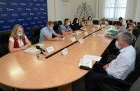 У Дніпровській міськраді обговорили доступність міського простору для осіб з інвалідністю