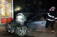 На Днепропетровщине столкнулся автобус и легковушка: пострадал водитель и 4 пассажира
