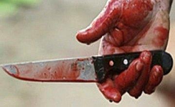 22-летний парень зарезал собственного деда