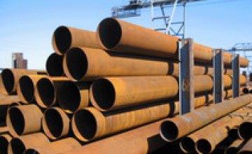 «Укртрубопром» выступает против введения механизма госрегулирования цен на трубную продукцию