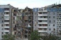 Андрей Цыганков: «Власти утверждают, что сейчас нет возможности определить владельцев квартир в уцелевших подъездов дома на Манд