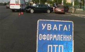 В Днепропетровске 62-летнего пенсионера насмерть сбил водитель «Меrcedes-Bеnz»