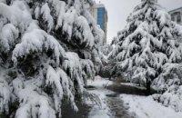 В Украину идет значительное похолодание