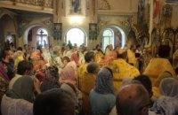 В Храме Святого Князя Владимира состоялся храмовый праздник, приуроченный к годовщине Крещения Руси (ФОТО)