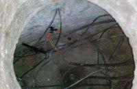 На Днепропетровщине трое грабителей телефонного кабеля попались «на горячем» (ФОТО)