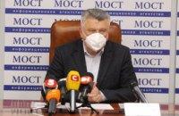Как высшее руководство Днепропетровской области «играет» с результатами тестирования на COVID-19