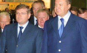 Президент Украины поздравил Александра Вилкула с Днем Рождения
