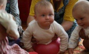 В днепропетровских детских садах откроют дополнительные группы
