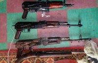 В Павлограде в квартире местного жителя обнаружили целый арсенал боеприпасов