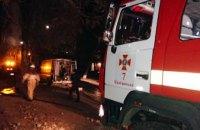 На Днепропетровщине загорелась квартира в многоэтажке: информация о пострадавших