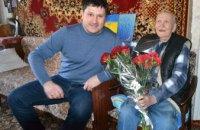 Депутат фракции «ОППОЗИЦИОННАЯ ПЛАТФОРМА — ЗА ЖИЗНЬ» поздравил ветерана с 90-летием