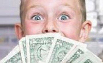 После рождения третьего ребенка его мать получит 50 тыс. грн.