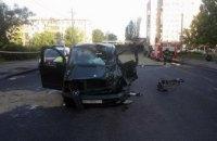 В Днепре на Байкальской произошло ДТП: погиб ребенок и мужчина (ФОТО)