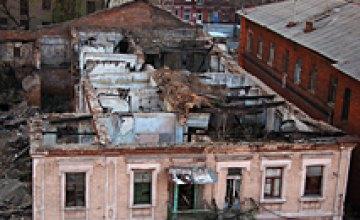 В Днепропетровске разбился кровельщик