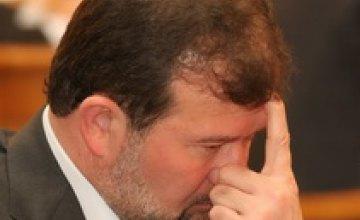 Виктор Балога: «Я убежден, что Виктор Ющенко не имеет морального права идти на выборы»