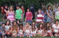 Воспитанники «Перлини Придніпровя» на Ивана Купала плели венки, пели украинские песни и искали цветок папоротника