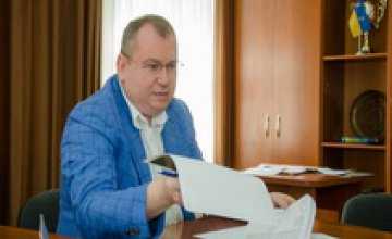 Валентин Резниченко поблагодарил участников АТО, правоохранителей и сотрудников СБУ за мирные праздники