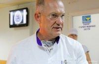 Врачи больницы Мечникова спасли морпеха, которому разорвало ноги в зоне АТО