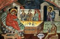 Сегодня у православных отдание праздника Рождества Пресвятой Богородицы