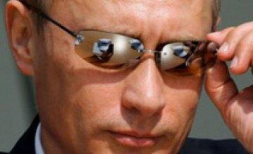 Владимир Путин прилетел в Крым для встречи с Виктором Януковичем