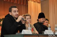 В Никополе будущие педагоги обсуждали проблему распространения ВИЧ/СПИДа (ФОТОРЕПОРТАЖ)