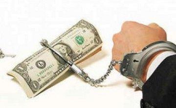 Милиция задержала мужчину, получившего взятку - 148 тысяч гривен