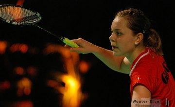 Днепропетровская бадминтонистка Грига выиграла «Victor Dutch International 2008»