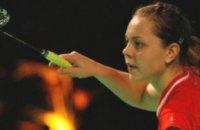 Днепропетровская бадминтонистка Лариса Грига победила в стартовом матче и вышла в 1/64 финала
