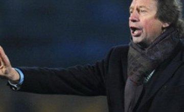 Юрий Семин готов возглавить сборную Украины после Евро-2012