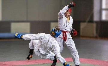 Днепровские спортсмены завоевали 17 медалей на чемпионате Украины по рукопашному бою