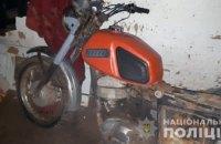 В Никопольском районе мужчина украл мотоцикл «ИЖ Планета-5» у соседа