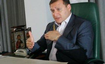 Михаил Добкин намерен восстановить отношения с Россией и провести децентрализацию власти