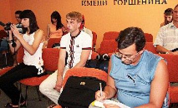 Собрано 10 тыс. подписей в защиту парка Лазаря Глобы (ФОТОРЕПОРТАЖ)