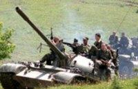 Россия: правительство РФ направило в Абхазию 9 тыс. военных и 350 бронемашин