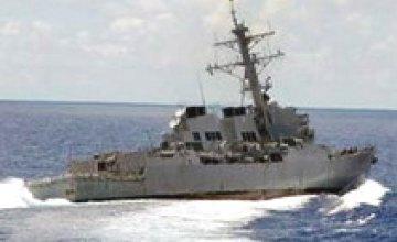 Россия: корабли РФ потопили грузинский ракетный катер