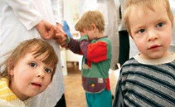 В 2008 году в Днепропетровской области 77 матерей отказались от своих детей