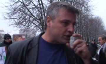 Куличенко уволил начальника управления ЖКХ Днепропетровского горсовета