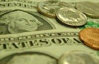 Курс доллара в обменниках вырос на 8,26 грн