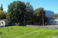 Мини-футбольное поле  ВСК «Юность»- лучшая футбольная площадка в городе, -  председатель федерации футбола г. Павлоград