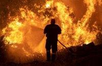 На Днепропетровщине объявили чрезвычайную пожароопасность IV и V класса