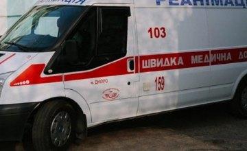 Скорые Днепропетровщины за минувшую неделю  совершили почти 14  тысяч выездов