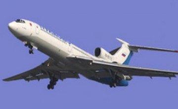 Украинская таможня изъяла самолет, который прибыл из ОАЭ
