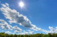 Погода в Днепре: переменная облачность, без осадков