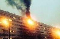 В период новогодних праздников в Днепропетровской области произошло 67 пожаров: погибли 2 человека