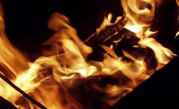 В Днепропетровской области вследствие пожара погибли 2 детей