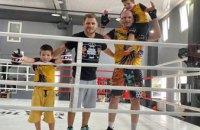 Особый юбилей: участник аукциона «Интер – детям» получил в подарок тренировку с чемпионом