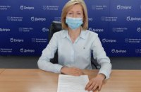 У школах Дніпра фіксують позитивну динаміку одужання учнів від коронавірусу