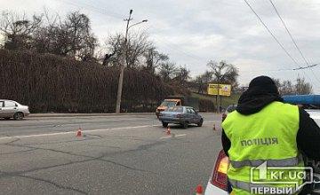 Водитель не смог избежать столкновения: на Днепропетровщине сбили пешехода, внезапно выбежавшего на дорогу